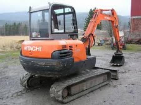 Hitachi Excavators – Thumbs for Hitachi Trackhoes – Excavator Thumb Attachments
