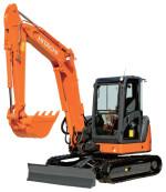 Hitachi Excavator 3